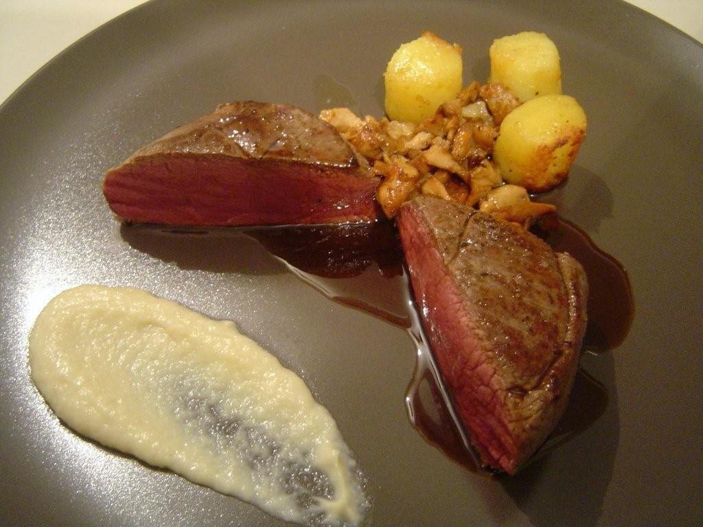 Filet de faon cuisiner mdviandes - Comment cuisiner des filets de maquereaux ...