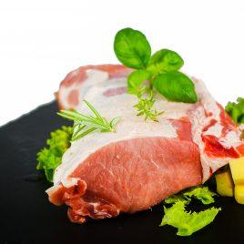 Roti de porc au carré