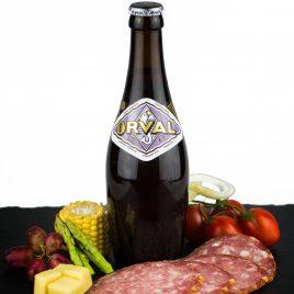 Saucisson à la bière d'Orval