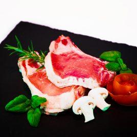 Côte de porc au filet