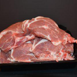 Côte de porc au spierling